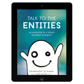 Talk To The Entities - Tools from Shannon O'Hara